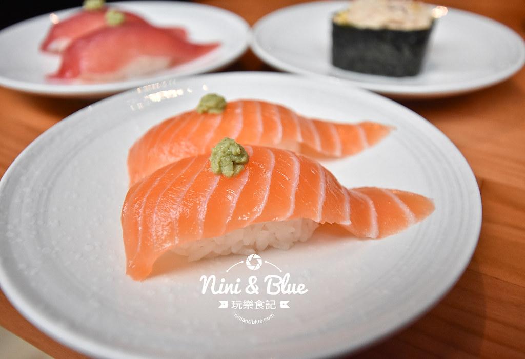 一笈壽司 台中 公益路 YIJI sushi 菜單09