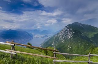 Lago di Garda, Monte Baldo