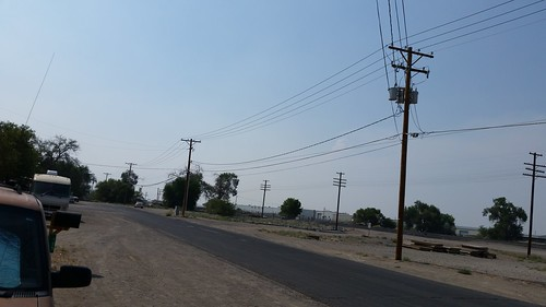 Hazy Days in Fernley