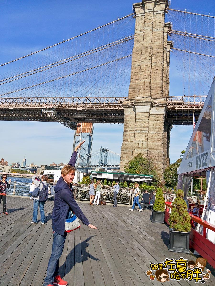 美國紐約-布魯克林大橋-17