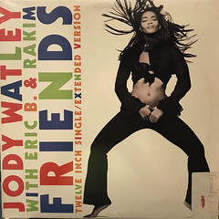 JODY WATLEY:FRIENDS(JACKET A)
