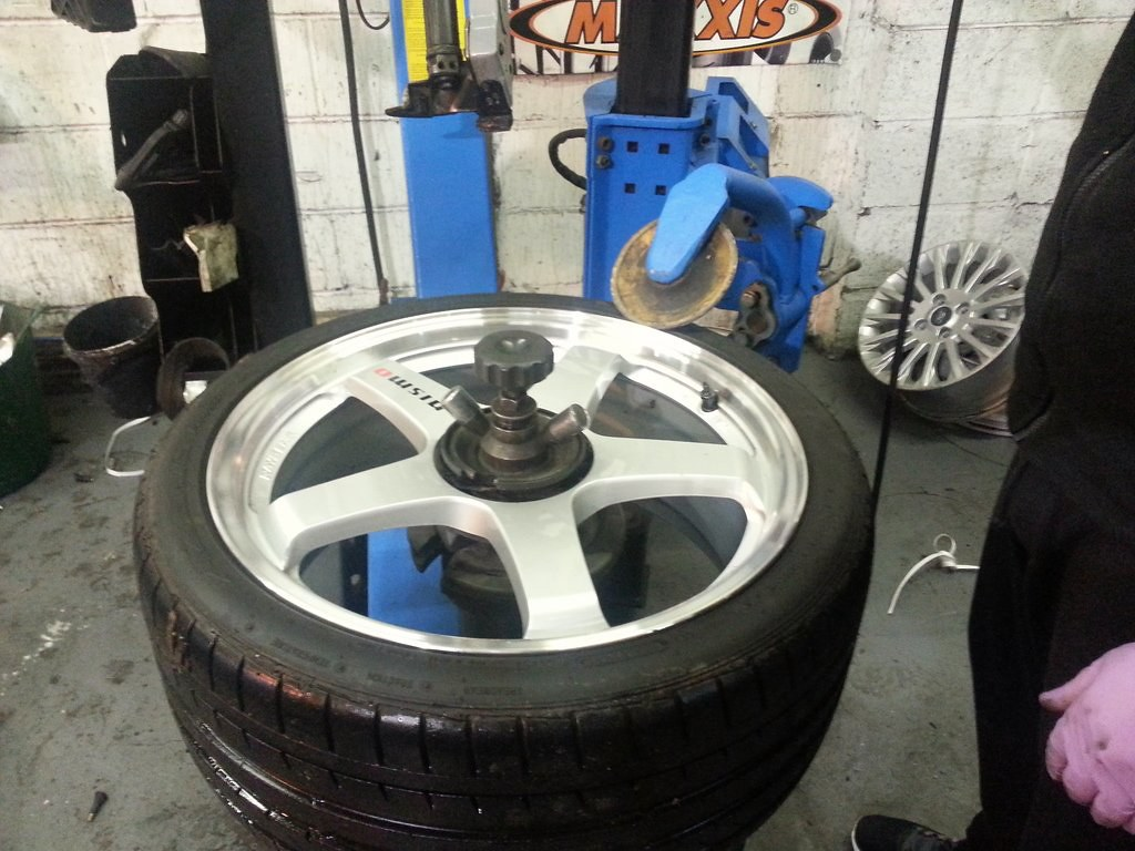 Manchester Tyre Services