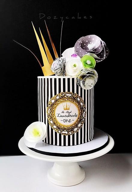 Cake by Dozycakes