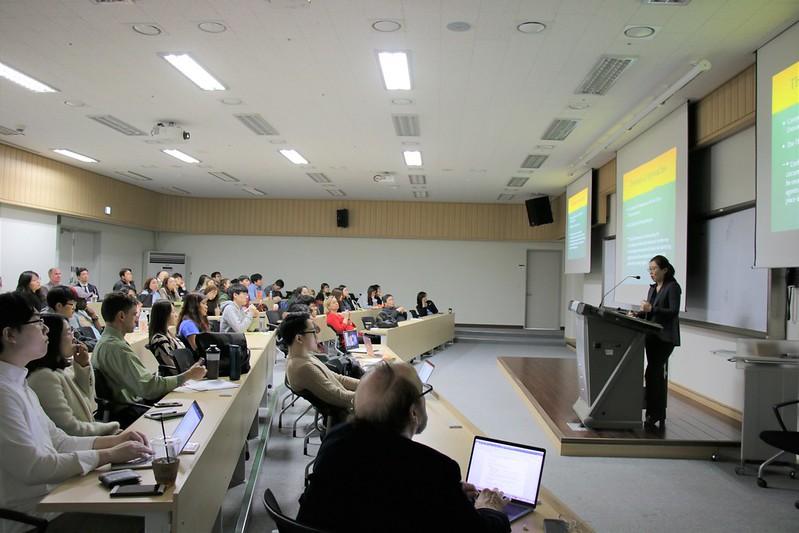GMU Korea Seminar Series S18
