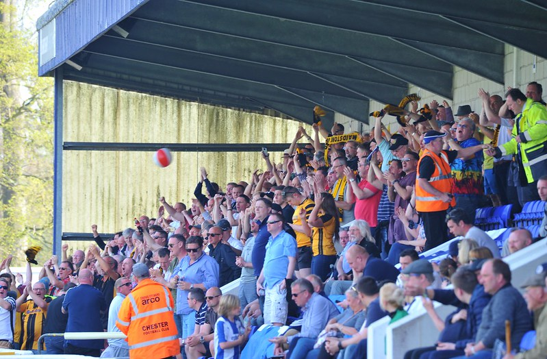 Chester v Maidstone United 211