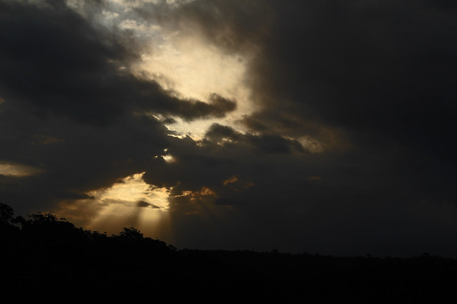 Sunset, Canon EOS 60D, EF-S17-85mm f/4-5.6 IS USM