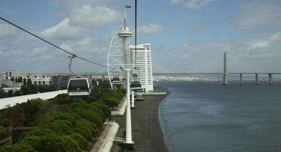 De mooiste parken van Lissabon: Parque das Nações | Mooistestedentrips.nl