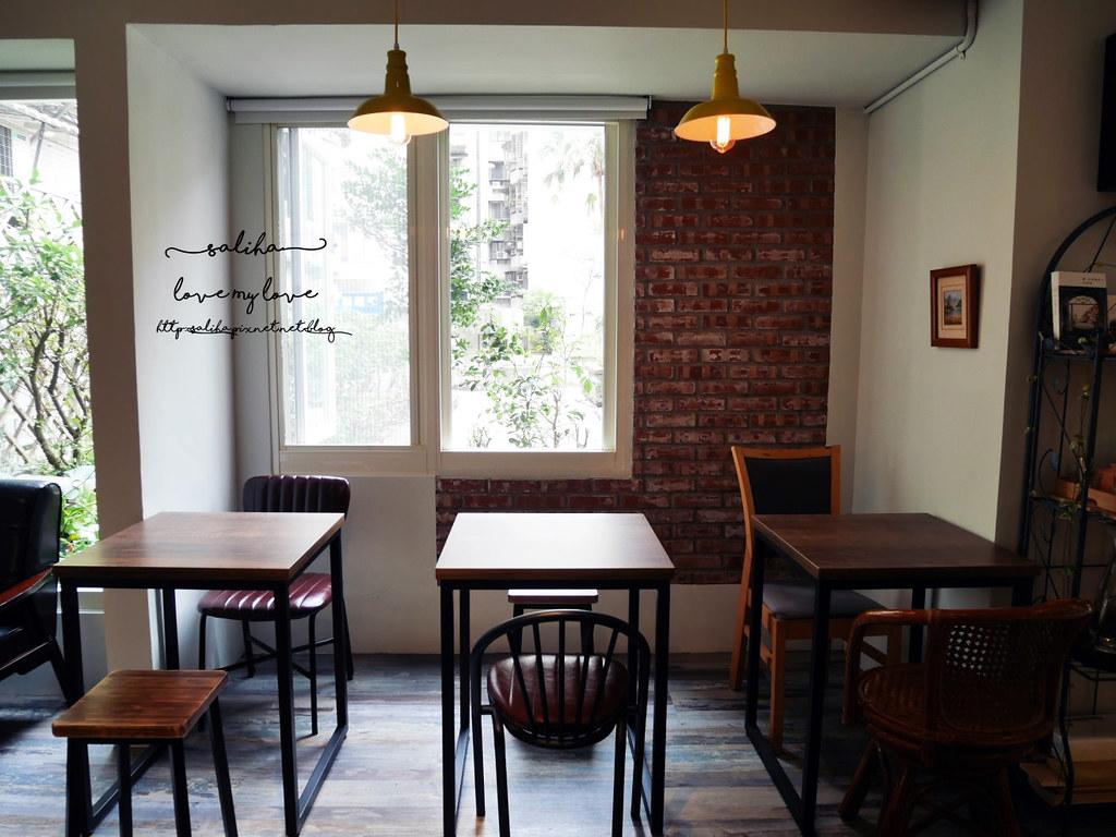 台北大學附近咖啡館推薦白舍 (4)