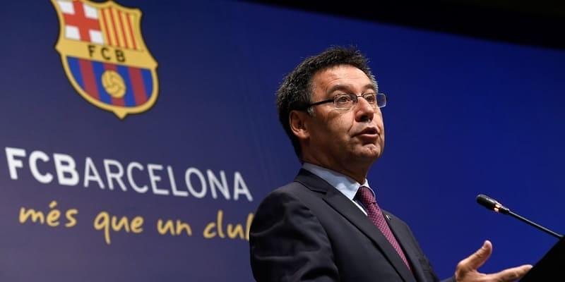 Josep Maria Bartomeu Tak Sabar Barcelona Pastikan Dua Gelar Juara Musim Ini