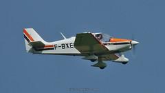 Robin DR 400-120 / Aéroclub de Beauvais-Tillé (ACBT60) / F-BXEK