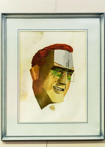 Franklin D. Roosevelt, by Francisco Salamone