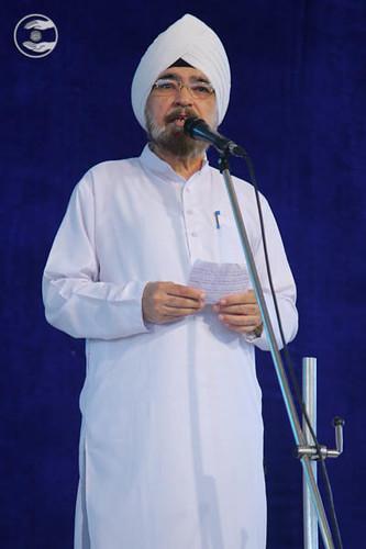 Poem by Sulekh Saathi from Sant Nirankari Colony, Delhi