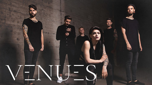 "VENUES 釋出新曲影音 ""Nothing Less"" 並宣示發行專輯 ""Aspire"" 1"