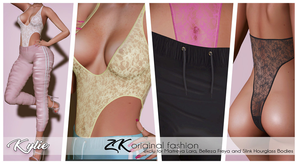 -:zk:- Kylie Body&Pant @Vanity exclusive