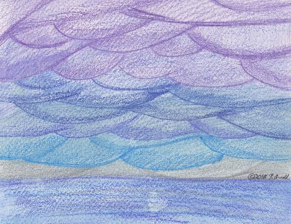7.26.18 - Stormy Sky