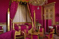 Chambre de l'Empereur Napoléon 1er, Château de Compiègne