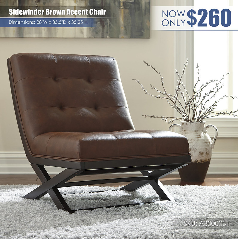 Sidewinder Accent Chair_A3000031
