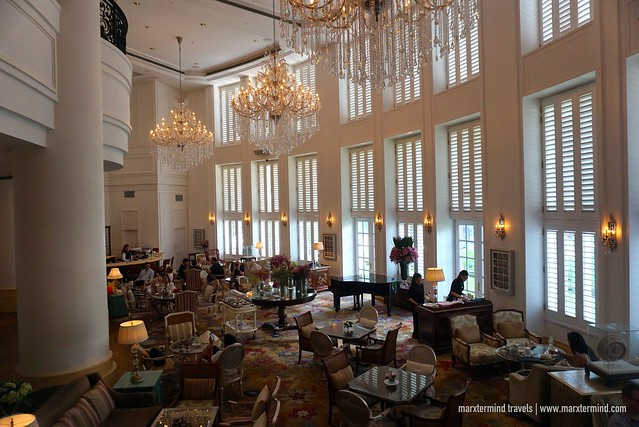 Park Lounge at Park Hyatt Saigon