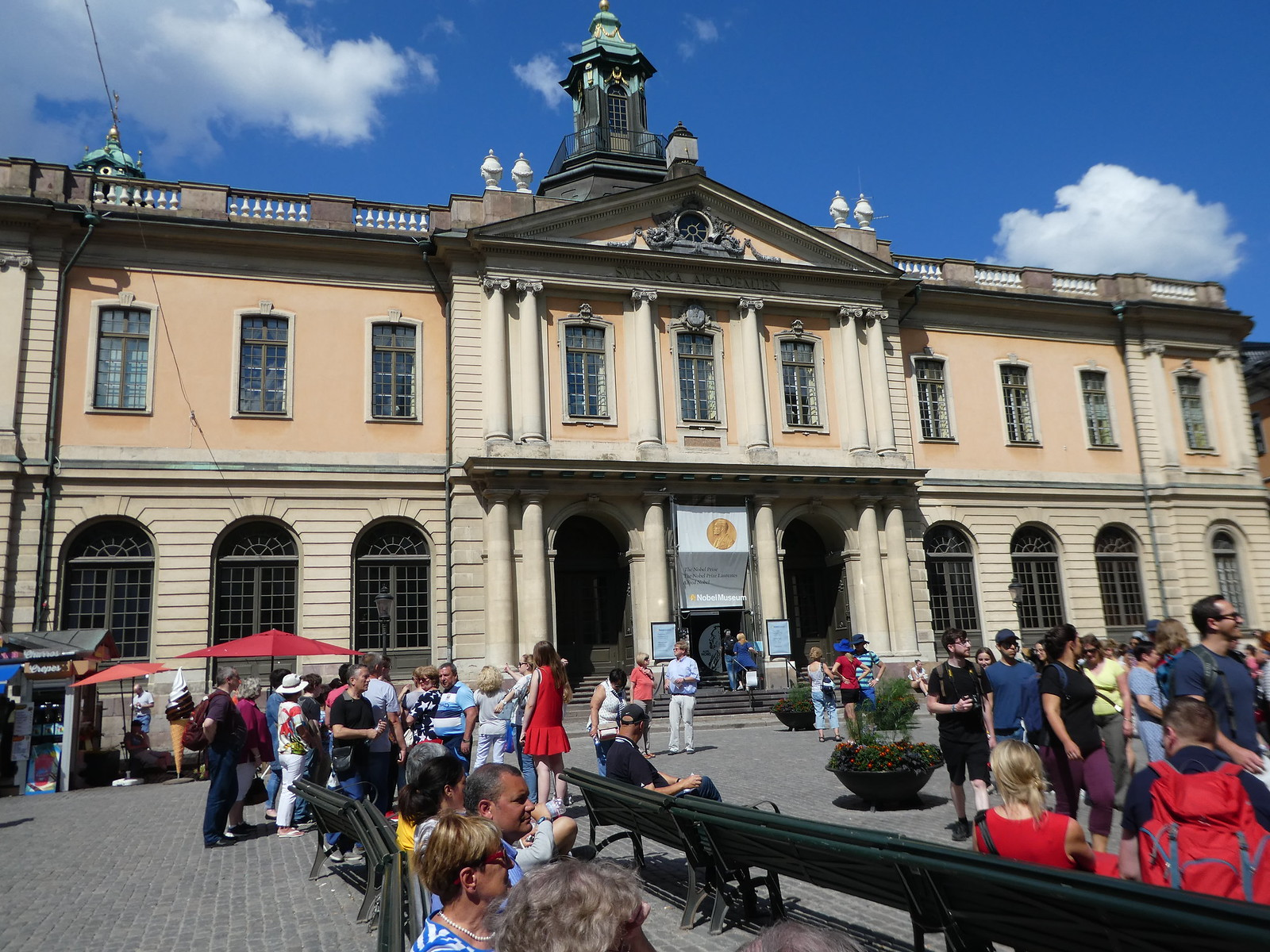 Nobel Museum, Stockholm