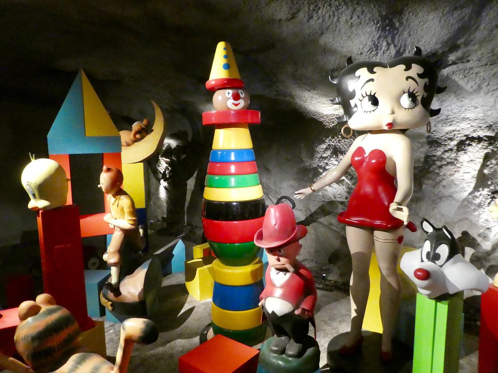 Bergrummet Toy Museum, Stockholm