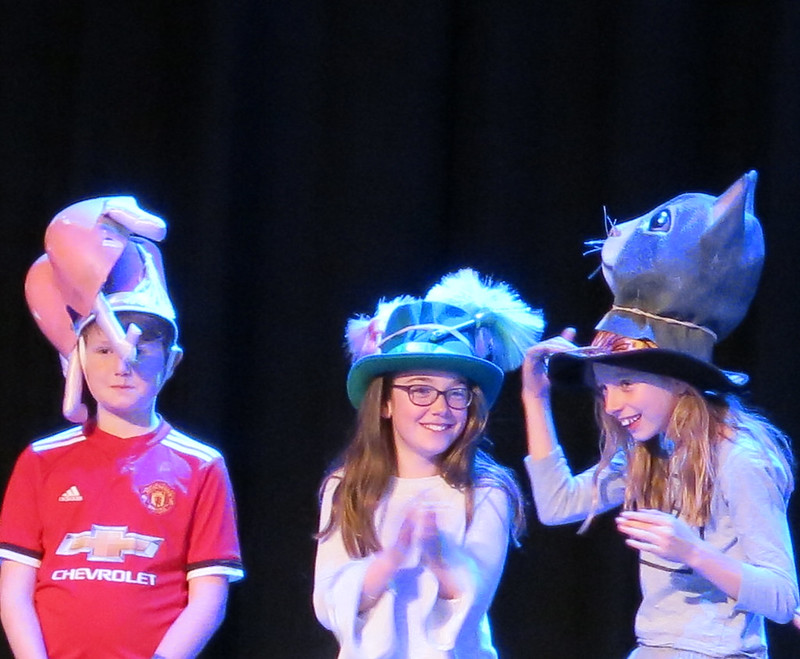 Hat parade