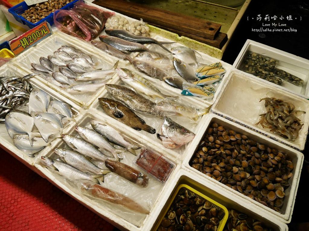 基隆吃海鮮推薦和平島漁市大街 (29)