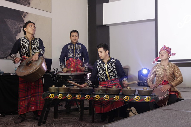 Madayaw Cultural Ensemble performs at Seda Abreeza's Pre-Kadayawan Party (2)