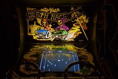 """Death Race"" Arcade Game"