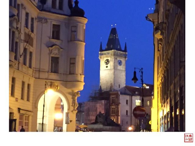 布拉格老城市政厅