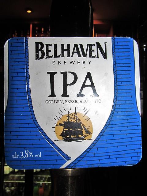 Belhaven IPA 3.8, Canon POWERSHOT SX150 IS