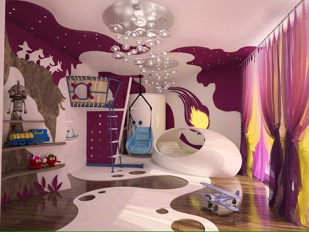Modern Teen Rooms, Your Kids Will Love
