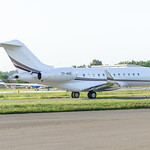 T7-AAZ - Private - Bombardier Global 5000