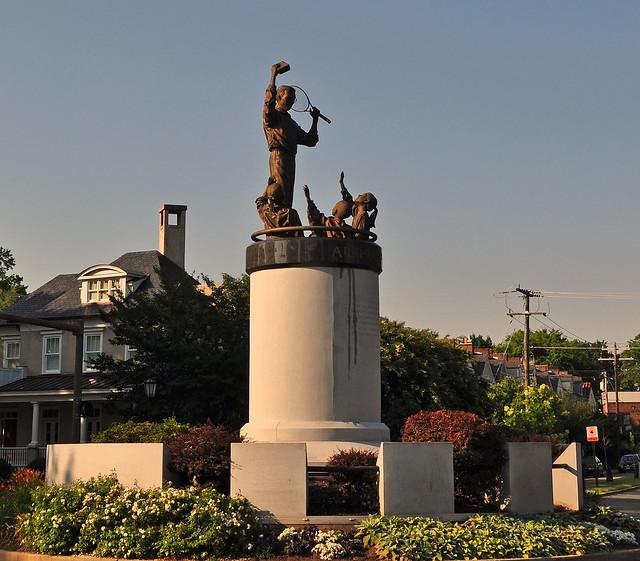 Arthur Ashe Monument (1)