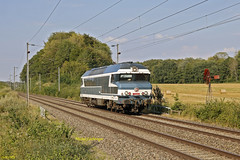 CC 72084 Marche Mulhouse-Chalindrey à Valdieu-Lutran - Photo of Larivière