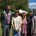 Deputy Mayor and Mayoress Visit Open Gardens