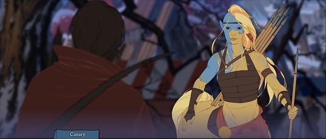 The Banner Saga 3 - Canary