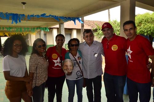 Plenária Lula Livre em Independência