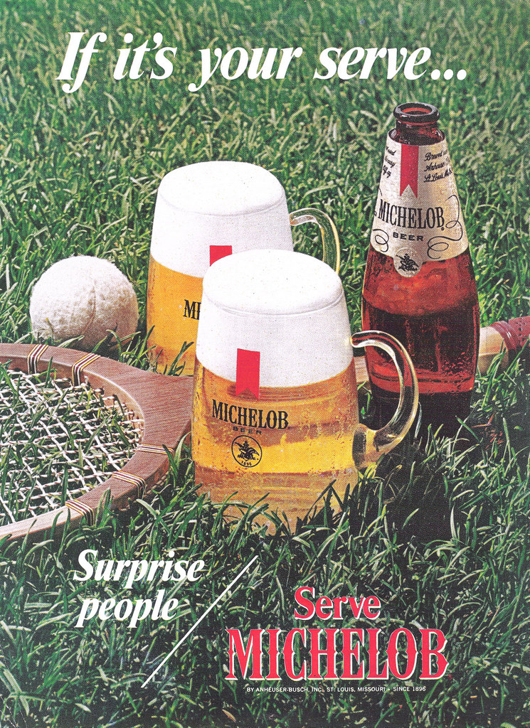 Michelob-1972-your-serve