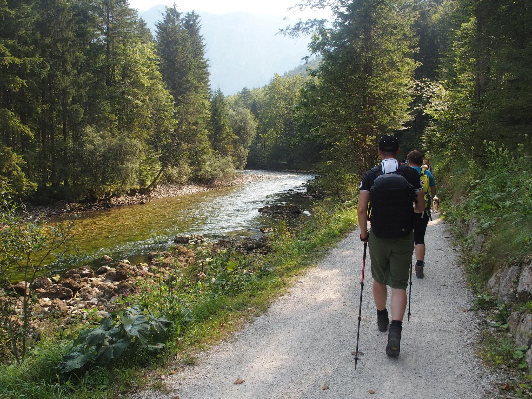Flod vandrare