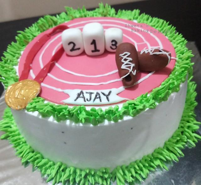 Cake by Shweta P