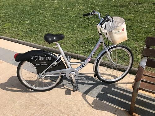 GetxoBizi: Un buen servicio de bicicletas que aún puede mejorar