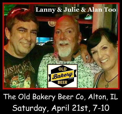 Lanny & Julie & Alan Too 4-21-18
