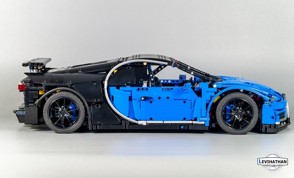 bugatti chiron 1 8 lego technic and model team. Black Bedroom Furniture Sets. Home Design Ideas