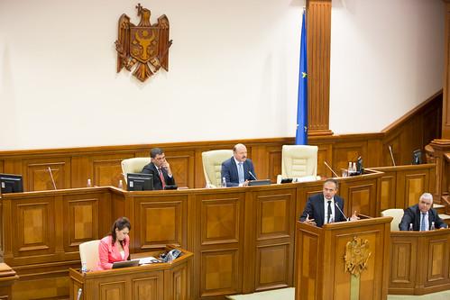 20.07.2018 Ședința plenară a Parlamentului