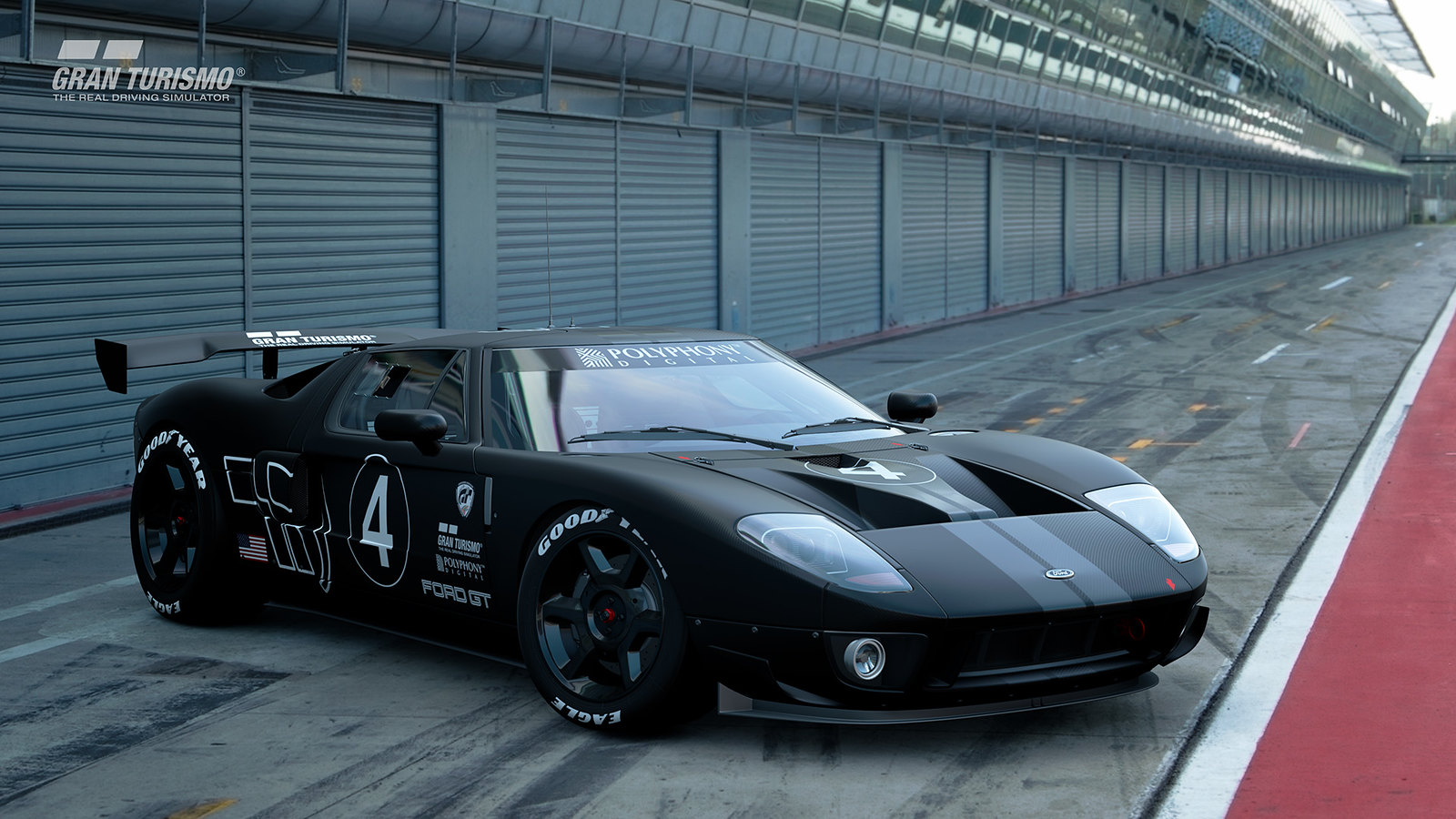 Gran Turismo Sport: Ford GT LM Spec II Test Car