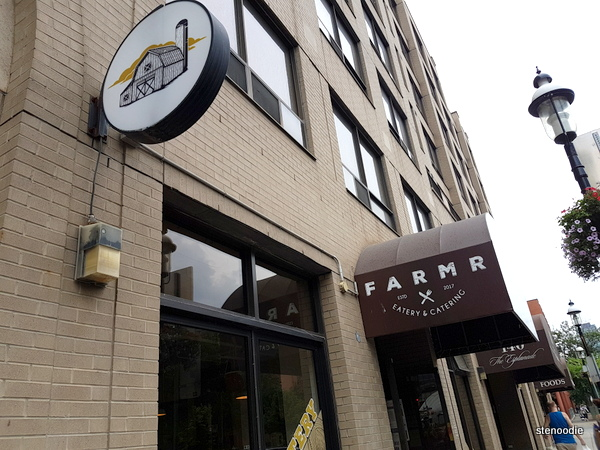 Farmr storefront