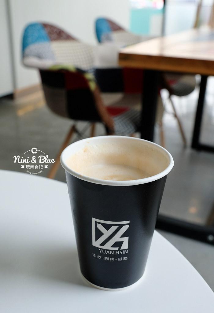 烏日Yuan Hsin Cafe08