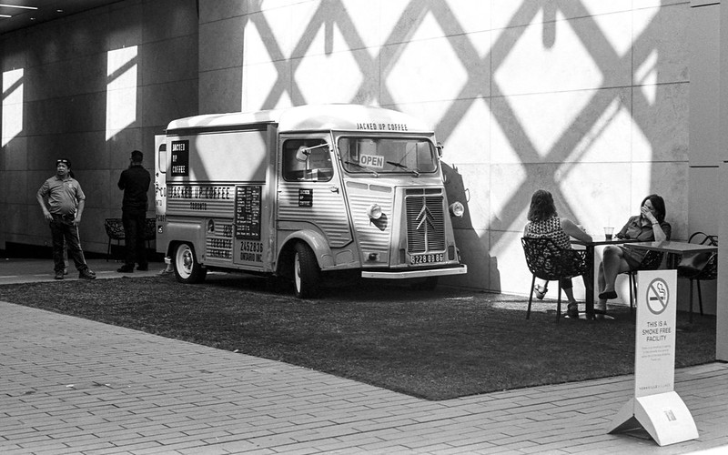 Exclusive Coffee Truck_