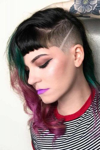 LATEST UNDERCUT FADE HAIRSTYLES FOR BOLD WOMEN TO AMAZE YOUR FRIENDS 6