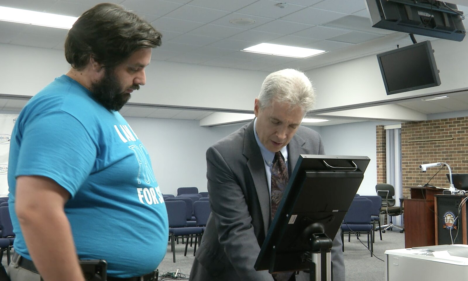 Election Inspector Training